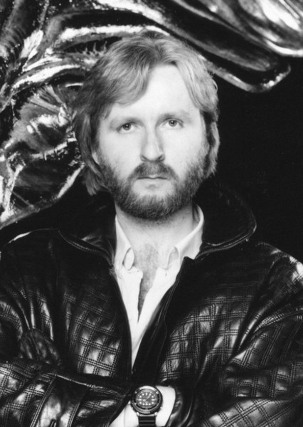 James Cameron as Director in James Cameron's Justice League (1980s)