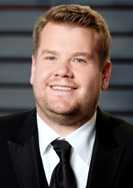 James Corden as Marlin in Finding Nemo The Broadway Musical