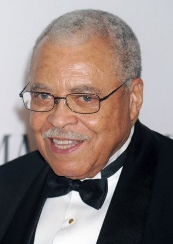 James Earl Jones as Darth Vader in Star Wars