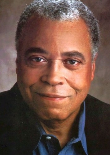 James Earl Jones as Groot in The Avengers Early 2000s