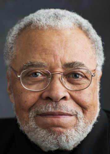 James Earl Jones as Darth  Vader in Windu