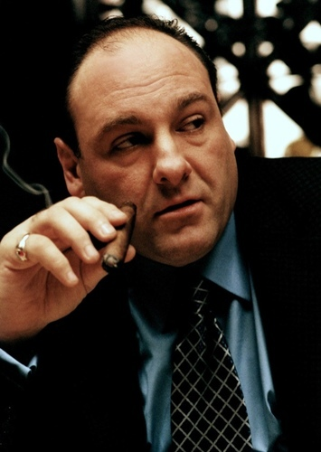 James Gandolfini as Kingpin in Spider-Man: Into the Spider-Verse (1998)