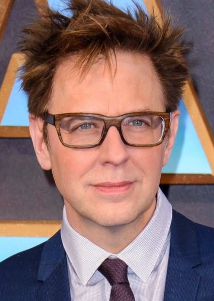 James Gunn as Producer in DC's Blackguard