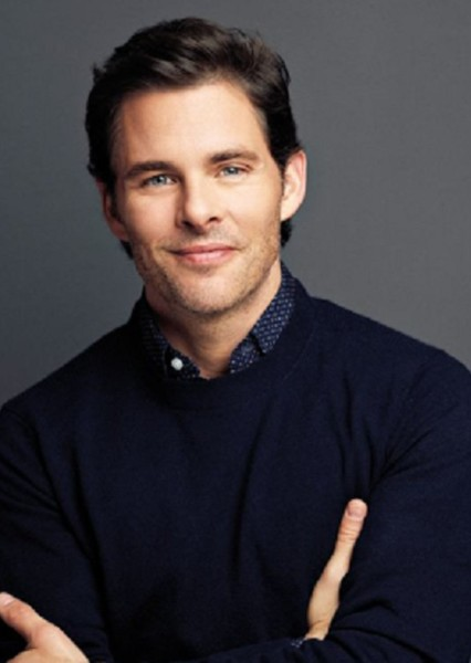 James Marsden as Norman Brawler in The ATOM
