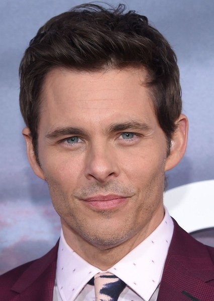 James Marsden as Tucker Carlson in In the Foxhole