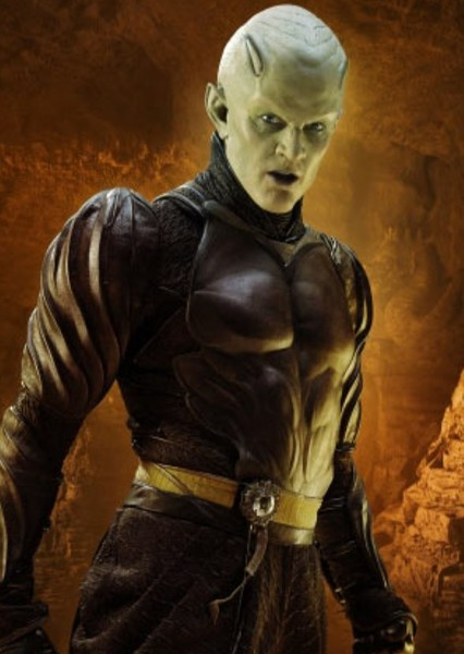 James Marsters as Worst Villain in The best and worst Adaptation castings