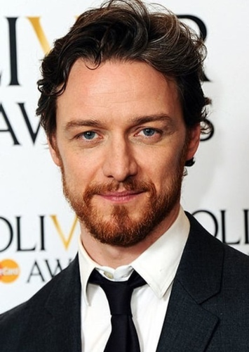 James McAvoy as John Constantine in DC Characters