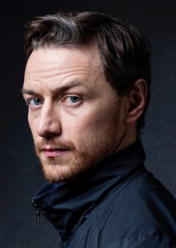 James McAvoy as William Hand in Green Lantern Corps
