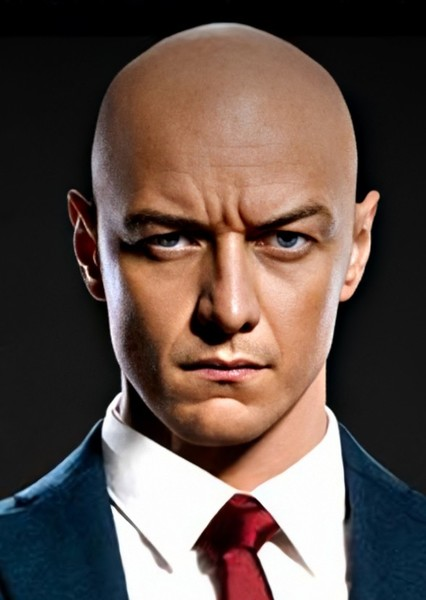 James McAvoy as Lex Luthor in Perfect DCEU