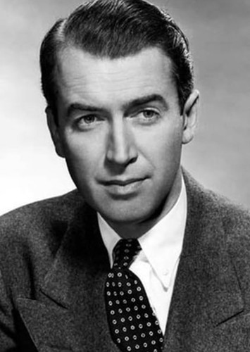 James Stewart as Buster Scruggs in The Ballad of Buster Scruggs: 1960s Edition