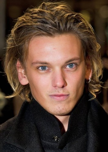 Jamie Campbell Bower as Reno in Final Fantasy VII