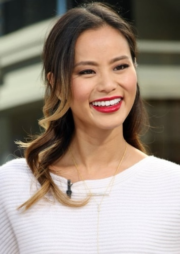 Jamie Chung as GoGo Tomago (voice) in Incredibles/Big Hero 6 Crossover