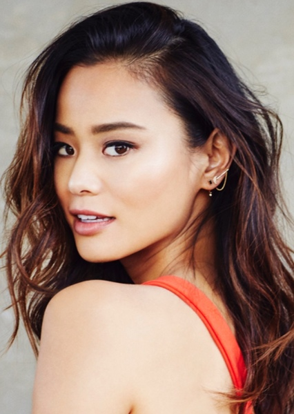 Jamie Chung as Minn-Erva in Captain Wonder