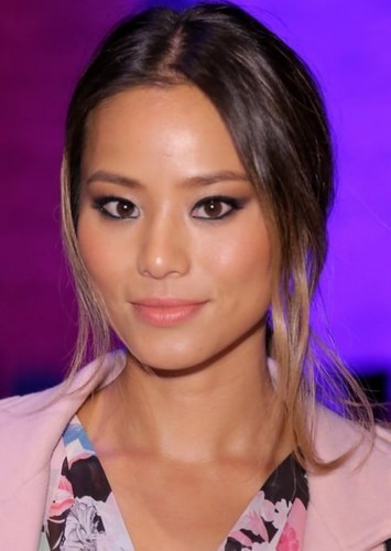 Jamie Chung as Trini Kwan in Power Rangers (2007)