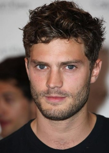 Jamie Dornan as Hector in Iliad
