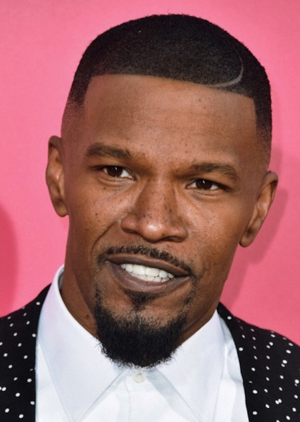 Jamie Foxx as Detective Lieutenant Elliot in Tarantino's Knives Out
