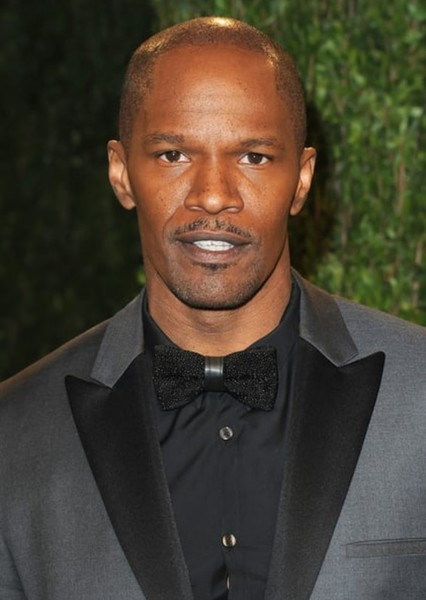 Jamie Foxx as John Henry Irons in Superman: