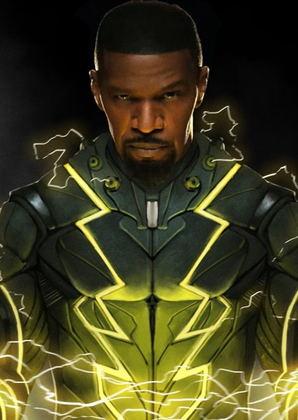 Jamie Foxx as Electro in The Sinister Six