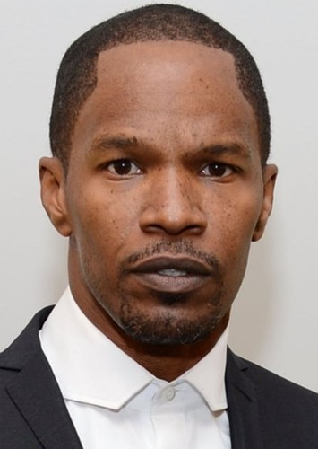 Jamie Foxx as James Rhodes in Iron Man (2008)