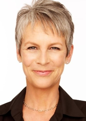 Jamie Lee Curtis as Laurie Strode in The Shape