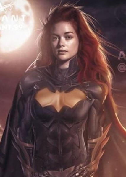 "Jane Levy as Oracle in ""The Batman"" fancast"