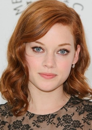 Jane Levy as Barbara Gordon  in INJUSTICE (DCEU)