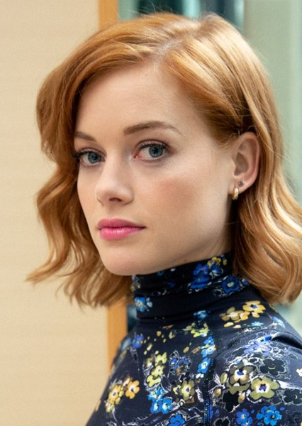 Jane Levy as Oracle in Gotham City Sirens