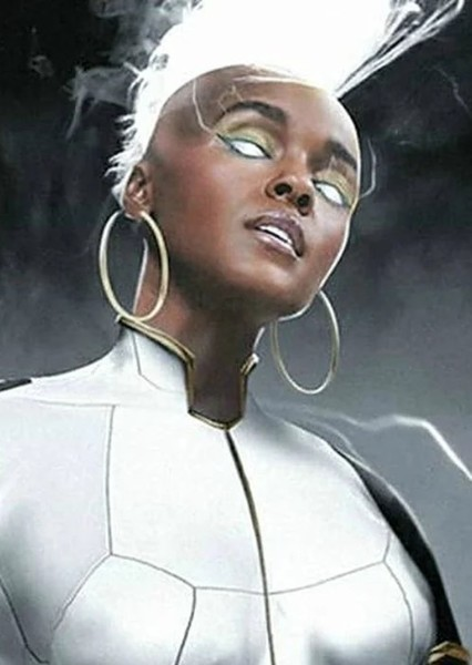 Janelle Monáe as Ororo Munroe (Storm) in All Superheroes and Villains (DC, Marvel, & Dark Horse Comics)