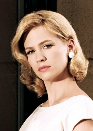 January Jones as Linda Mcmahon in No Chance (Vince Mcmahon biopic)