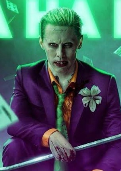 Jared Leto as Fake Joker in Shot to the Dead