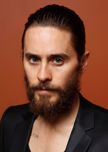 Jared Leto as Clu in Tron Avengers