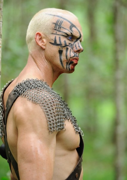 Jared Robinson as Baraka in Mortal Kombat (2011)
