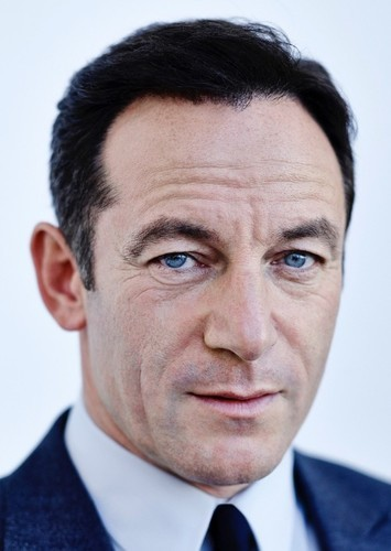 Jason Isaacs as Gaballufix in The Homecoming Saga by Orson  Scott Card