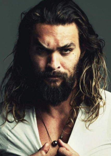 Jason Momoa as Aquaman in The Perfect Justice League movie