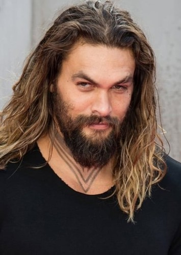 Jason Momoa as Archie in Pokémon: Battle of the Titans (ANIMATED SSBCU)