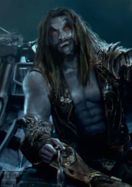 Jason Momoa as Lobo in Superman:
