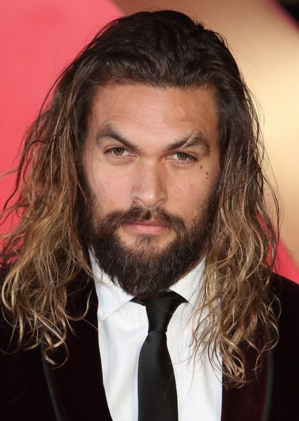 Jason Momoa as Prince Adam in Beauty and The Beast alternate cast