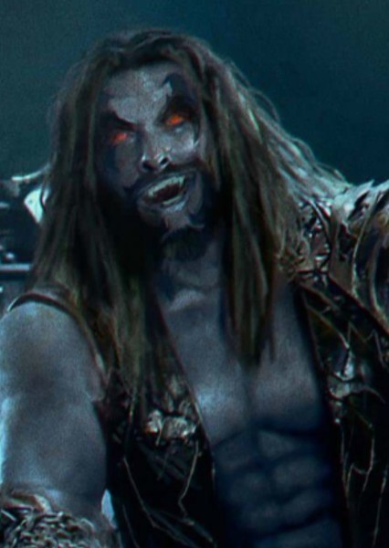 Jason Momoa as Lobo in My Ideal Superman Movie