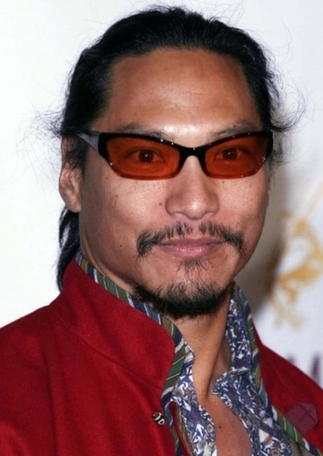 Jason Scott Lee as Marshall Law in Tekken
