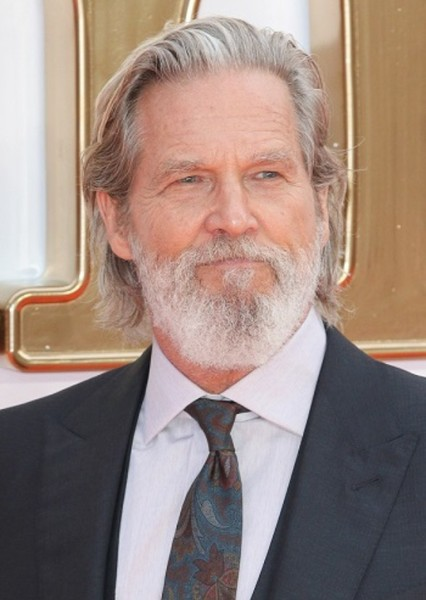 Jeff Bridges as Atlas in The Rise of The Gods Season One