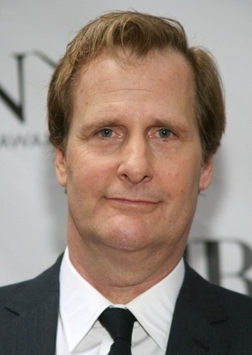 Jeff Daniels as Mr Teavee in Charlie and the Chocolate Factory