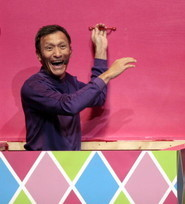 Jeff Fatt as Jeff Fatt in Hot Potato: The Wiggles Story