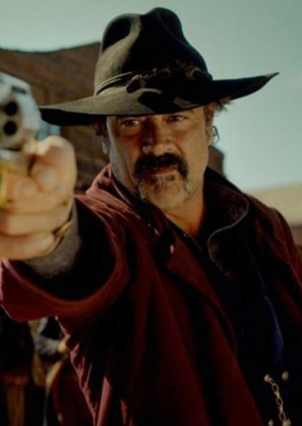 Jeffrey Dean Morgan as Dutch Van Der Linde in Red Dead Redemption.