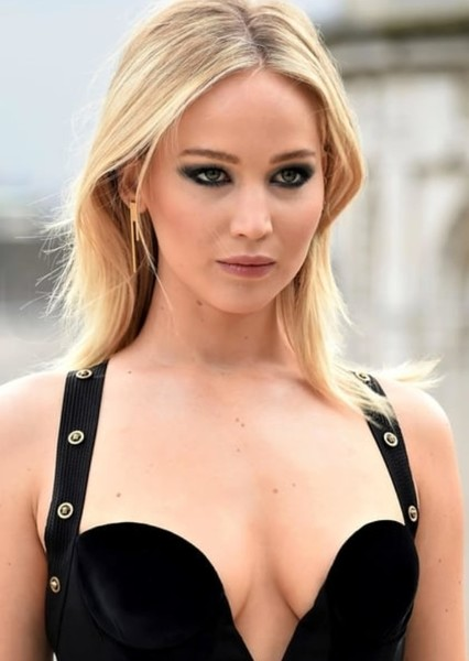 Jennifer Lawrence as Johnny Storm in Marvel Comics (Gender Swap)