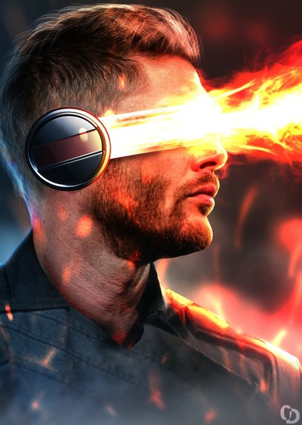 Jensen Ackles as Cyclops in Marvel Ultimate Alliance
