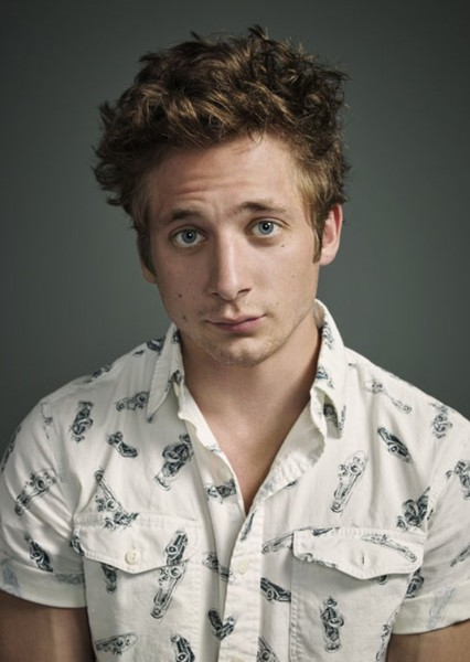 Jeremy Allen White as John Allerdyce (Marvel) in Superheroes and Supervillains