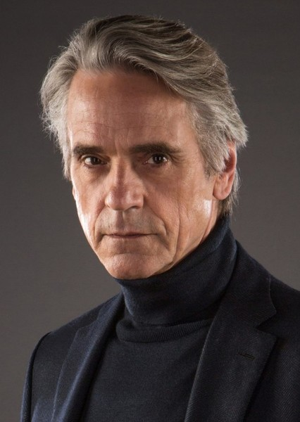 Jeremy Irons as Alfred Pennyworth in INJUSTICE (DCEU)