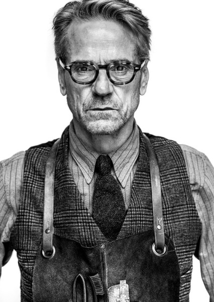 Jeremy Irons as Alfred Pennyworth in The Batman/Superman: World's Finest