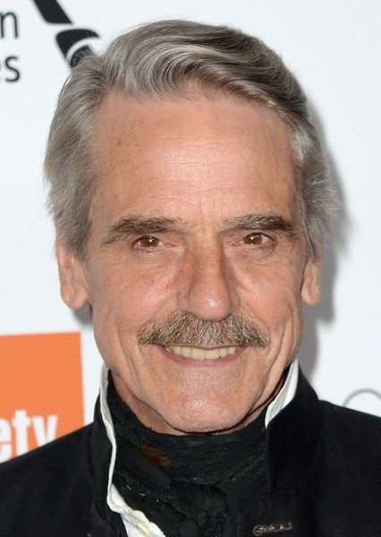 Jeremy Irons as Edward in Thomas & Friends: The Movie