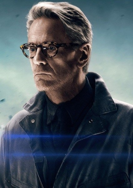 Jeremy Irons as Alfred Pennyworth in The Batman (DCEU)